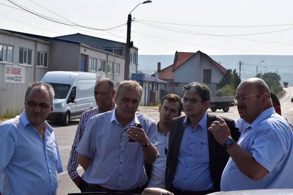 secretarul de stat transporturi si georgescu2