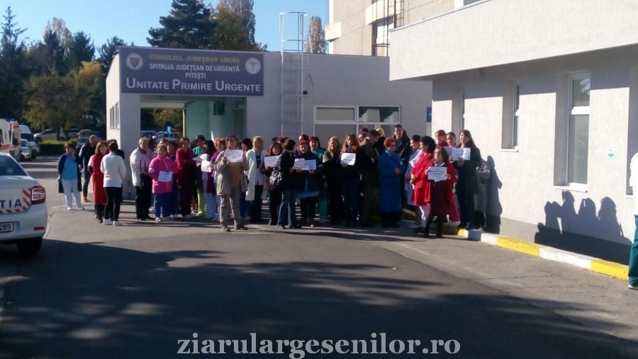 greva-sanatate-spitalul-judetean-arges-2