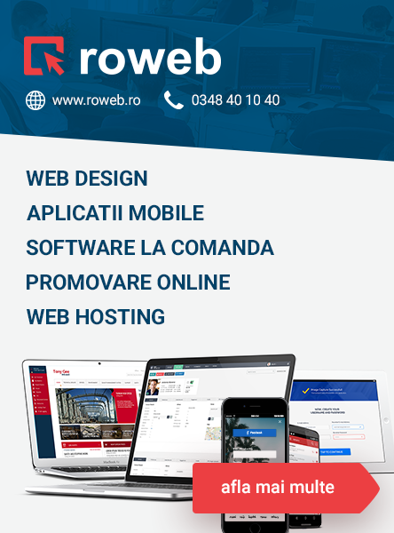 Web design, dezvoltare software, web development